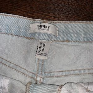 Forever 21 Shorts - Forever 21 | High-Rise Shorts Size 28
